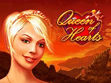 игровой автомат Queen of Hearts / Королева Сердец / Сердца / Червы