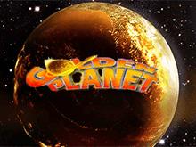 игровой автомат Golden Planet / Золотая Планета