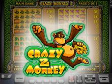 игровой автомат Crazy Monkey 2 / Сумасшедшая Обезьяна 2 / Обезьянки 2
