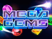 игровой автомат Mega Gems / Драгоценные Камни