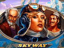 игровой автомат Sky Way / Воздушный Путь / Воздушная Линия